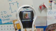 Robot allows 6-year-old to attend kindergarten while she fights cancer