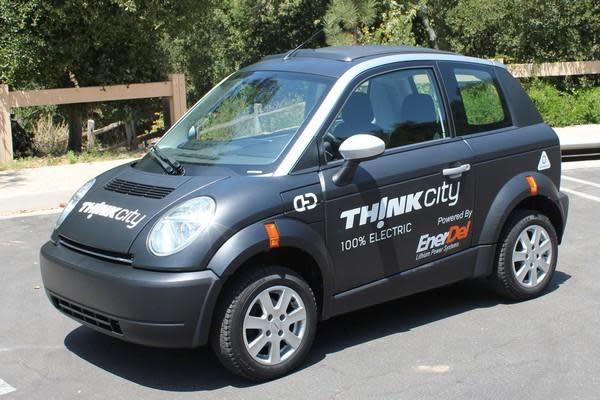 EV maker Think Global files for bankruptcy after poor US sales