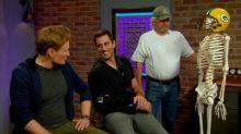 Conan O'Brien hilariously breaks down Aaron Rodgers's broken collarbone