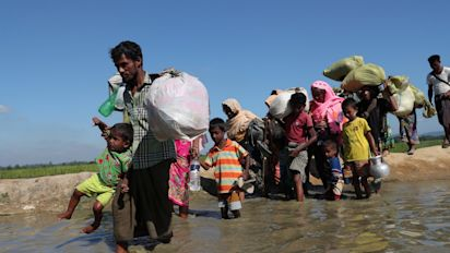 Rohingya Muslims suffered under 'apartheid' regime for years before brutal crackdown, Amnesty claims