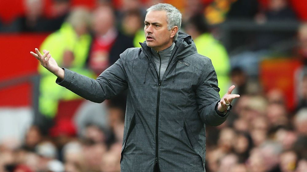 'You think that's a question?' - Mourinho in spiky mood after Man Utd draw with West Brom