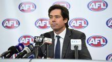 McLachlan on defence over AFL affairs