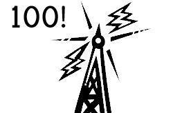 Broadcast radio crosses the century mark