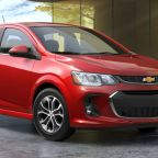 Sonic doom: GM reportedly adds Chevy Sonic to its car kill list