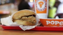 Popeye's chicken sandwich and Impossible Whopper a 'perfect storm': Restaurant Brands CEO