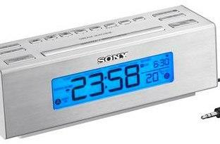 Sony ICF-C71PJ projecting clock radio to hit stores in April