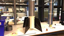 Incredible new 3D printed rocket is completely ready to launch after being assembled