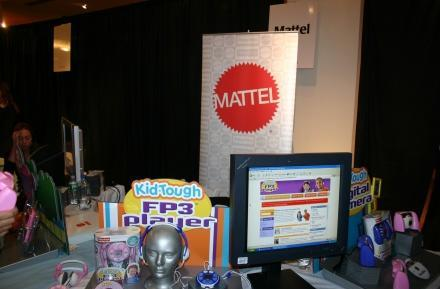Hands-on with Mattel's kiddie lineup