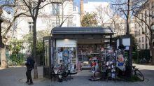 Paris: cambriolages à répétition dans les kiosques à journaux