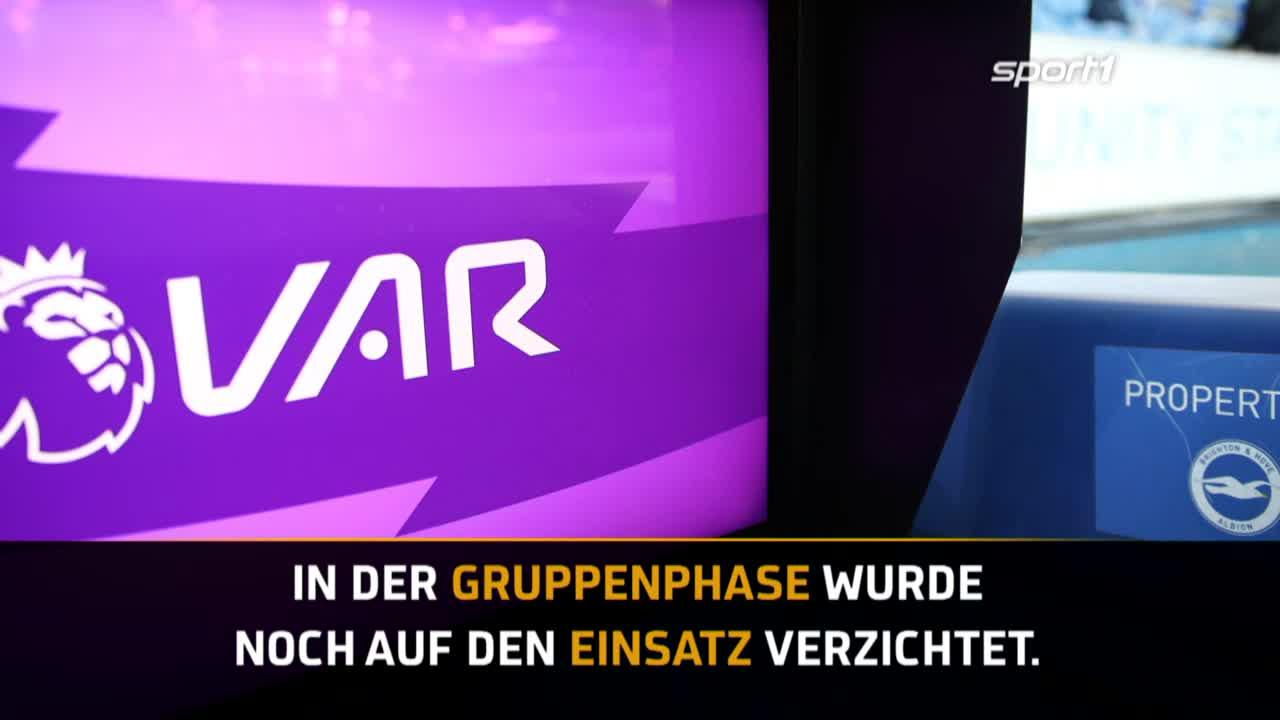 Videobeweis Europa League