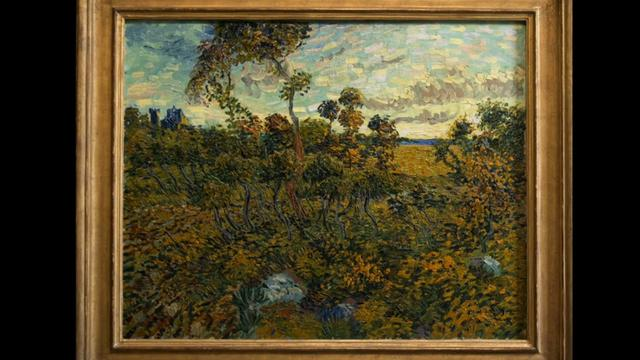 New Van Gogh painting found in attic