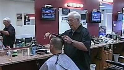 Bulger A Regular For Weymouth Barber