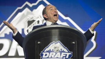Winners and losers from NHL draft weekend