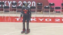 Meet the basketball-shooting robot that will take over the NBA