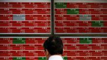 Tokyo's main stock index closes at quarter-century high