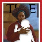 """""""I Cannot Sell You This Painting."""" Artist Titus Kaphar on his George Floyd TIME Cover"""