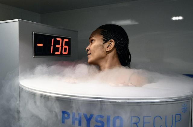 Researchers are looking into how to use cryotherapy safely