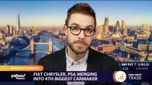 Fiat Chrysler, PSA merging into 4th biggest carmaker