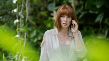 Bryce Dallas Howard Promises No High Heels in 'Jurassic World' Sequel
