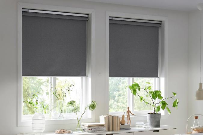 IKEA FYRTUR smart blinds