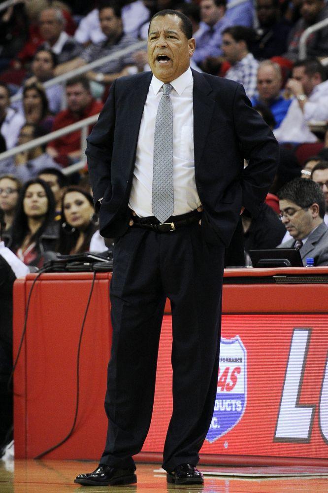 Sampson hired to coach Houston