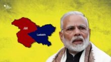 Modi Govt Launches 'Outreach Drive' in J&K After Drawing Criticism