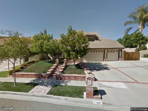The house featured in Poltergeist.