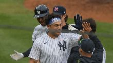 MLB roundup: Yanks win on Giancarlo Stanton's walk-off hit in 9th