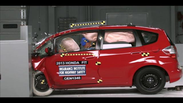 Smarter Driver: Understanding crash safety and car size