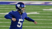 Still hunting playoffs, 3-7 Giants visit Burrow-less Bengals