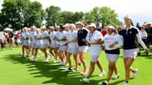 USA beat Europe for second straight Solheim Cup crown