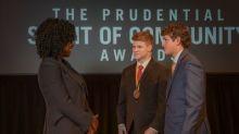 Joseph Voynik of Flowood, Mississippi named one of America's top 10 youth volunteers of 2019