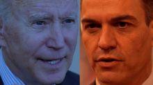 Todo lo que se espera de la primera reunión entre Biden y Sánchez