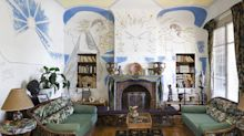 Can the Haute Bohemian Villa of Santo Sospir Survive the Influx of Billionaires on the Cote D'Azure?