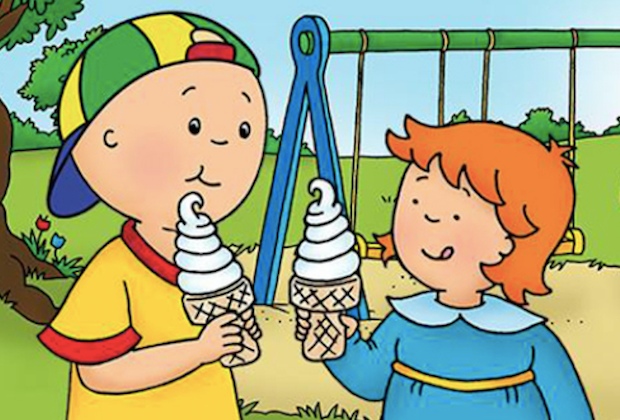 Caillou Cancelled at PBS Kids (as Parents Everywhere Rejoice)