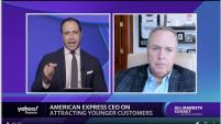 American Express CEO on attracting younger customers