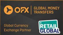OFX To Be Official Currency Exchange Provider to Retail Global Conference Organizer