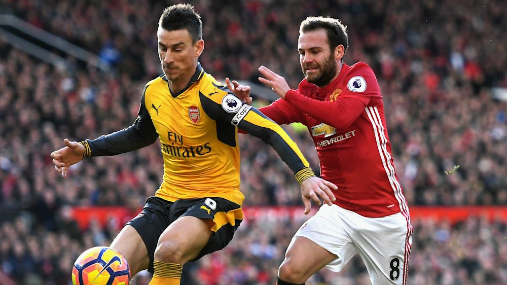 Arsenal vs. Manchester United clash rescheduled for TV selection