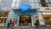 Salesforce reportedly in talks to buy Slack