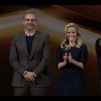 Steve Carell, Jennifer Aniston share details on new show for Apple TV+