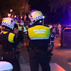 5 suspects killed in counterterrorism operation south of Barcelona van attack