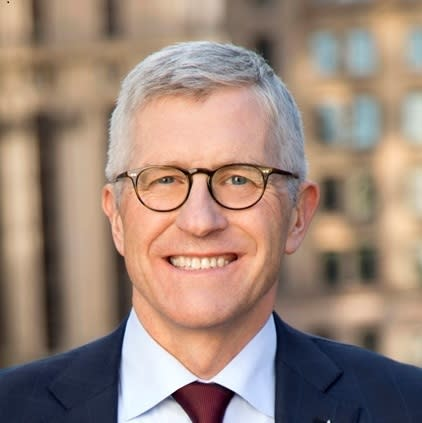 News post image: Wells Fargo Names Scott Powell Chief Operating Officer
