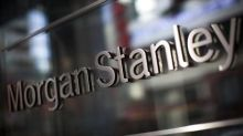 Morgan Stanley tops estimates