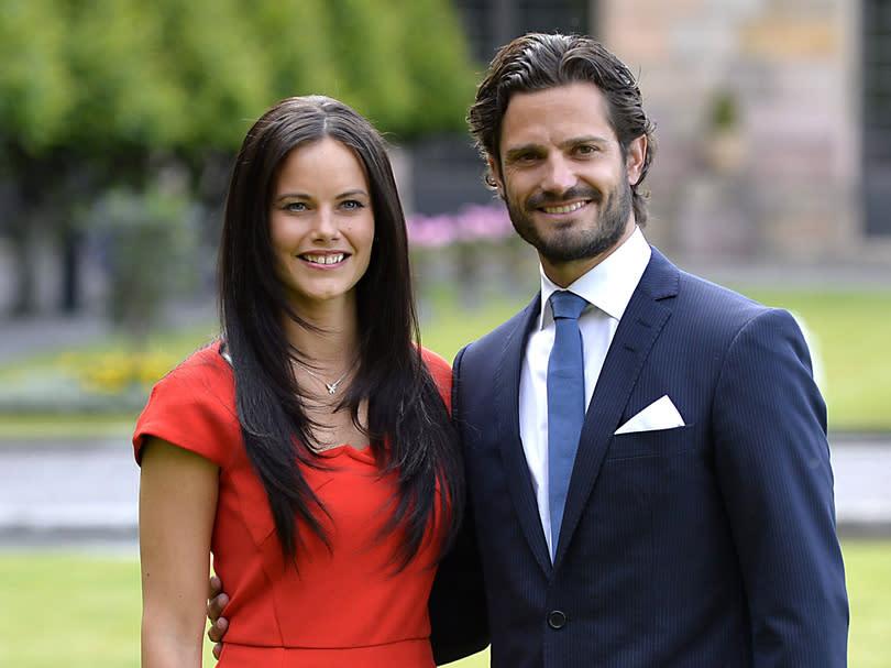 Le prince Carl Philip de Suède annonce ses fiançailles