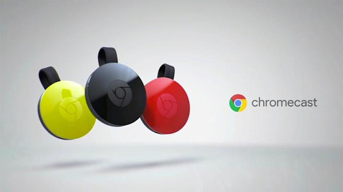 Google's Chromecast 2.0 is faster, more colorful and still just $35