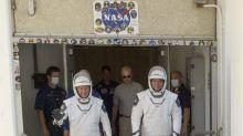 La NASA autoriza el primer vuelo tripulado de SpaceX el 27 de mayo