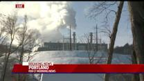 Fire At Middletown Power Plant