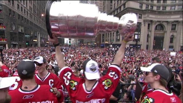 City preparing `Hawks victory parade, large turnout expected