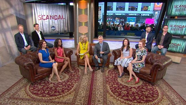 'Scandal' Cast Reveal Reaction to 'Shocking' Finale