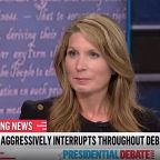 MSNBC's Nicolle Wallace wonders who Trump's 'misbehaved child' debate strategy was supposed to win over